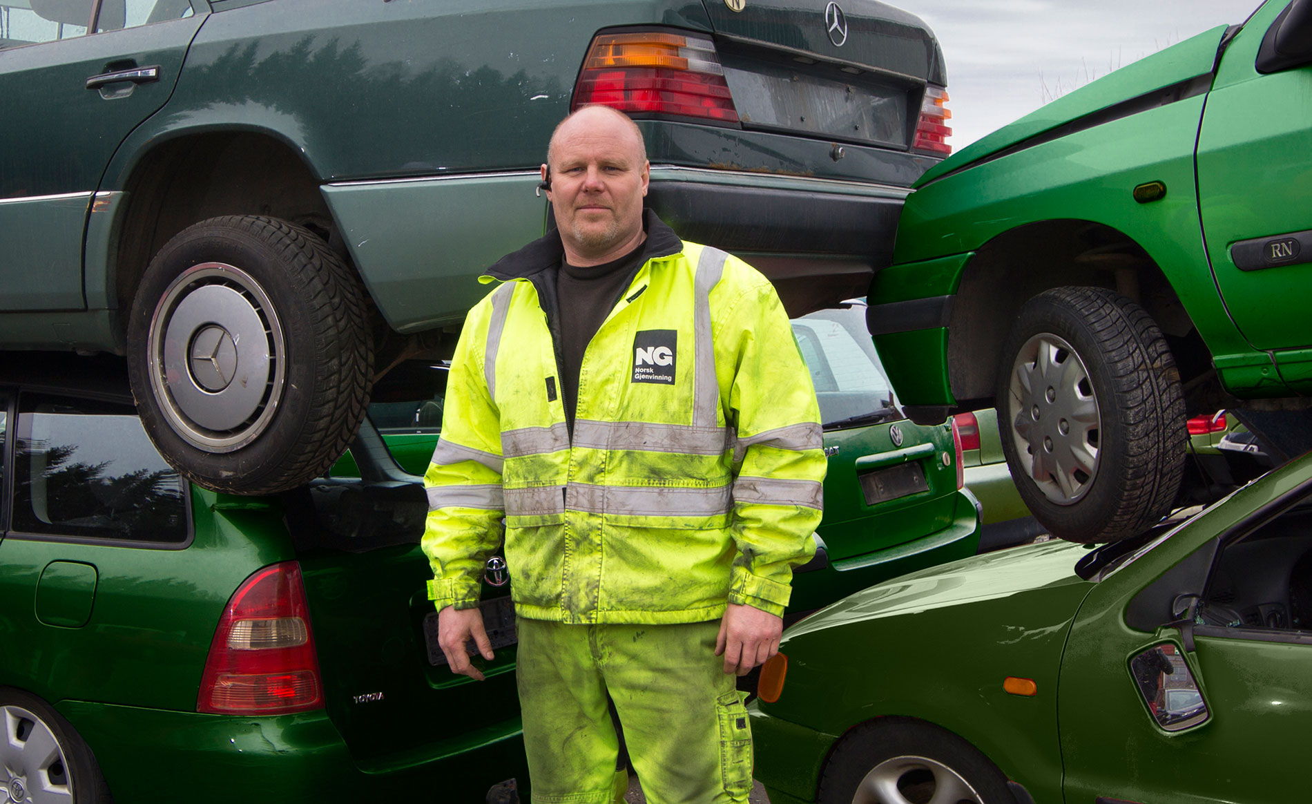 Leter du etter din nærmeste biloppsamler eller forhandler av brukte bildeler?