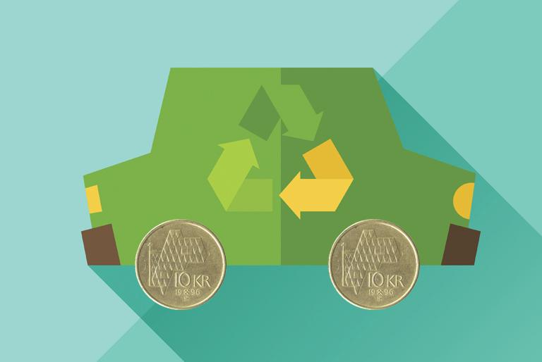 Fra 1. juli 2016 blir det nye regler for innkreving av miljøgebyret.