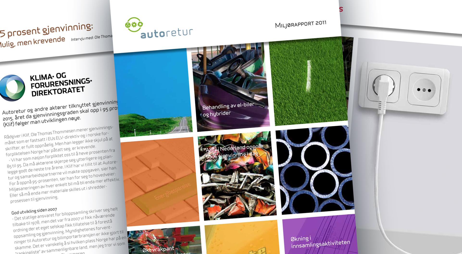 Miljørapport 2011