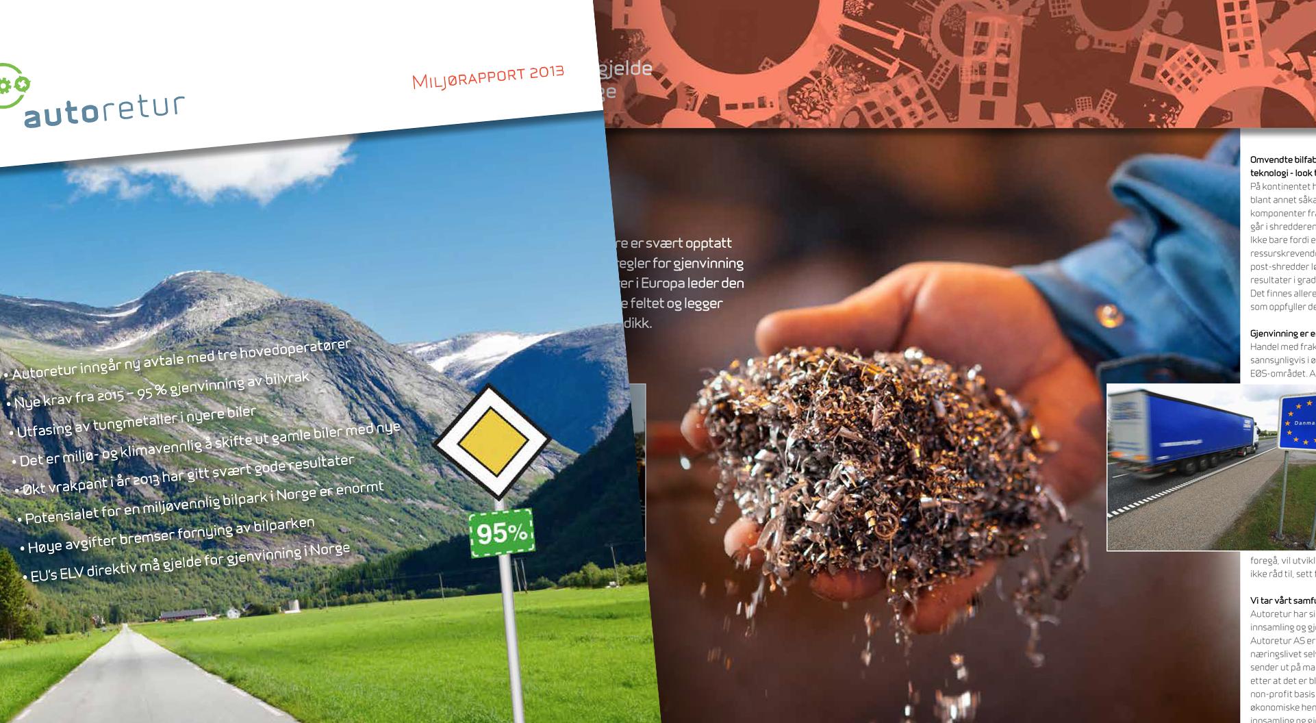 Miljørapporten for 2013