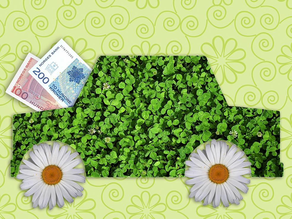 Miljøgebyret på person- og varebiler øker